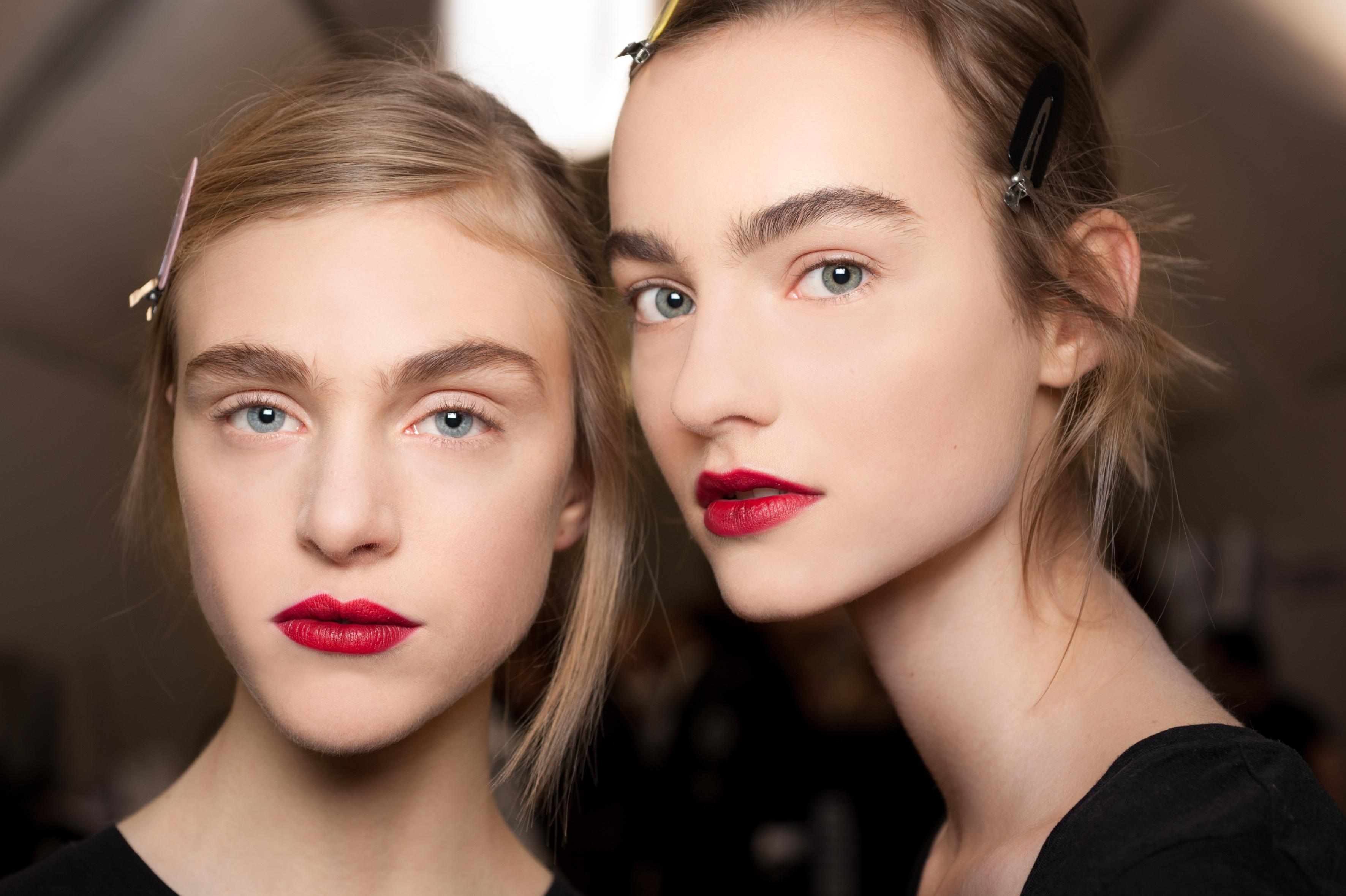 Beleza da Christian Dior Haute Couture, verão 2016. Foto: Vincent Lappartient/Christian Dior Parfum
