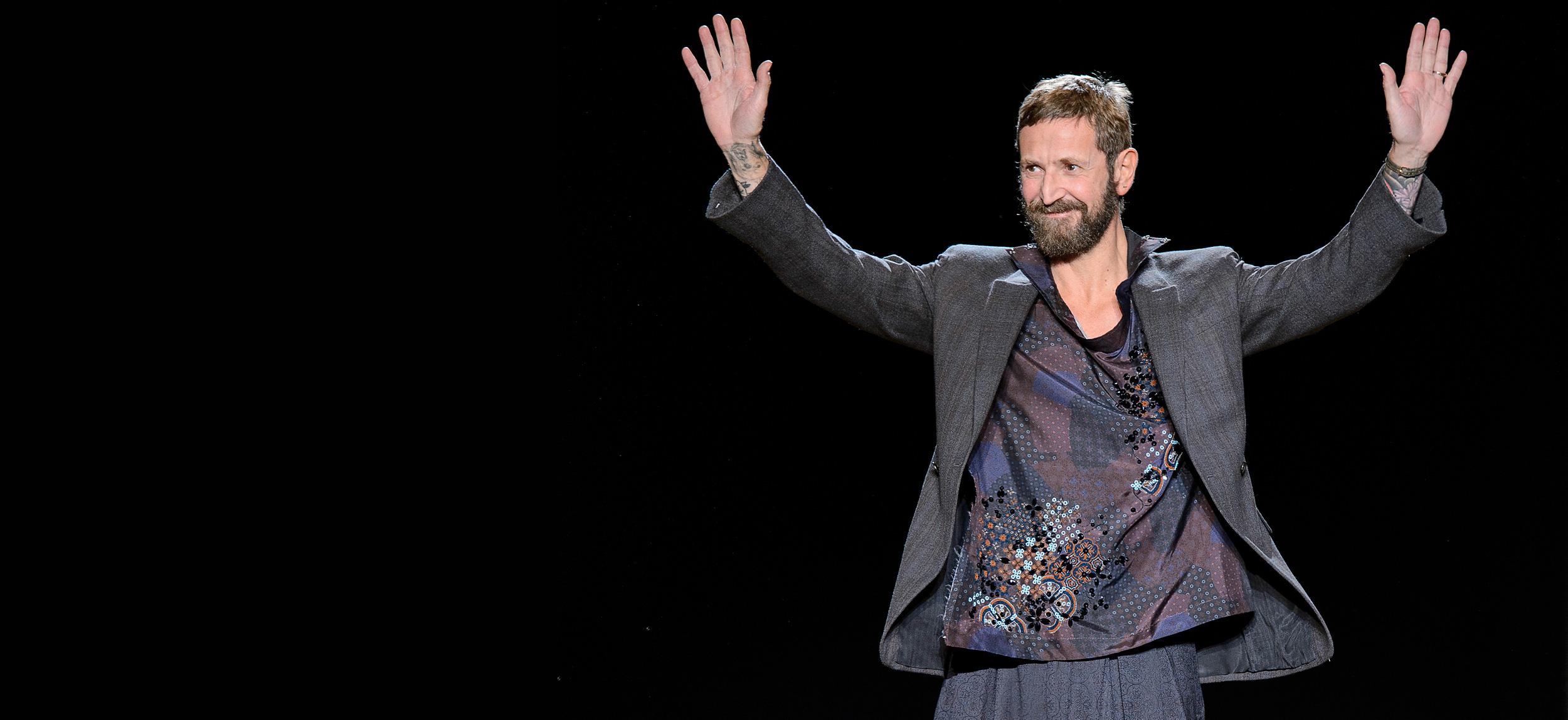 Stefano Pilati encerra trajetória na Zegna com sonho de couture masculina