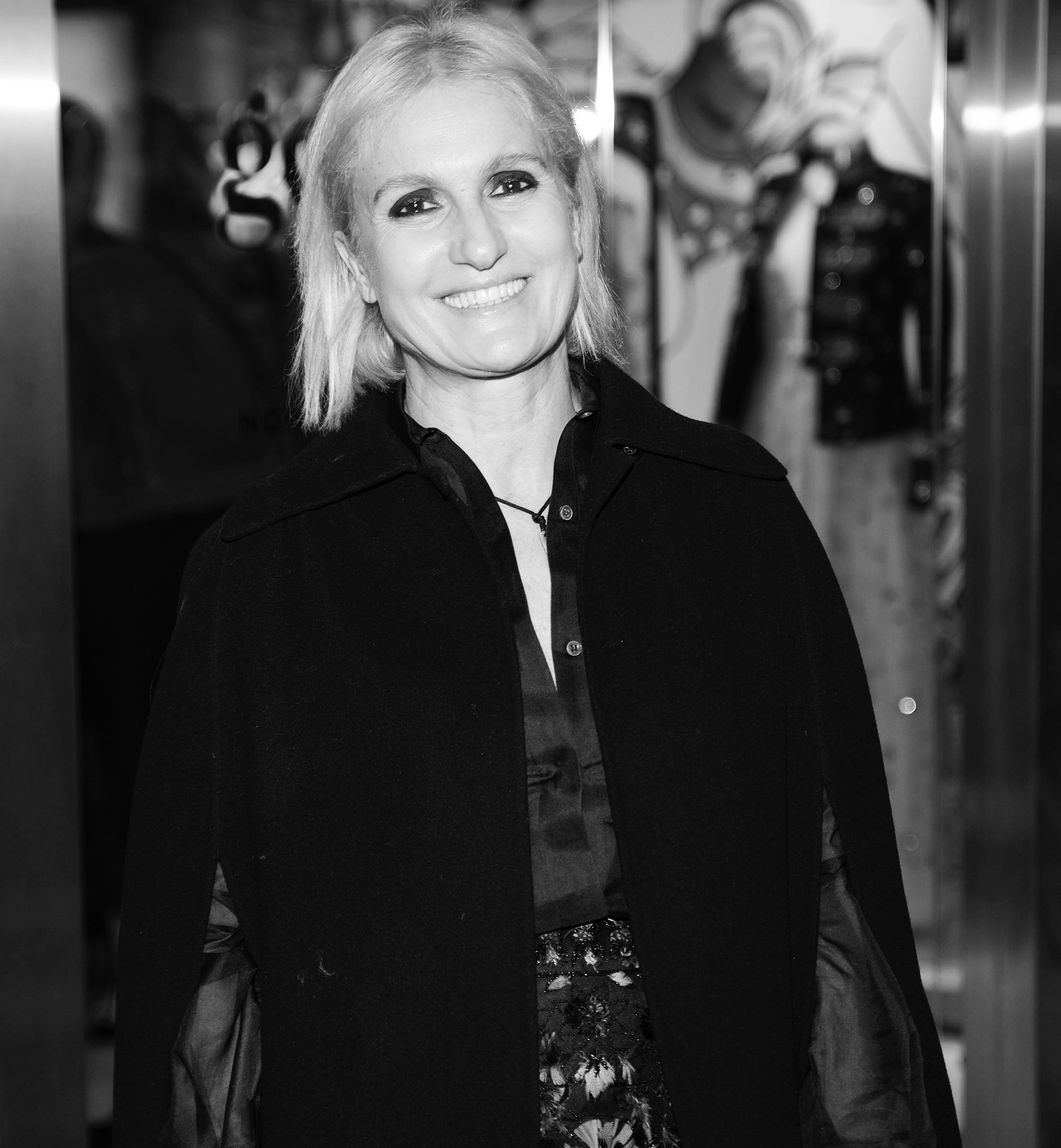 Dior anuncia nova diretora criativa: Maria Grazia Chiuri