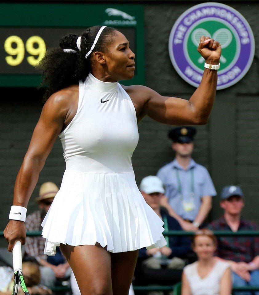 Serena Williams - Wimbledon 2016