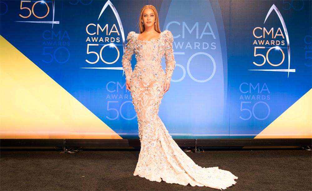 beyonce CMA Awards 2016