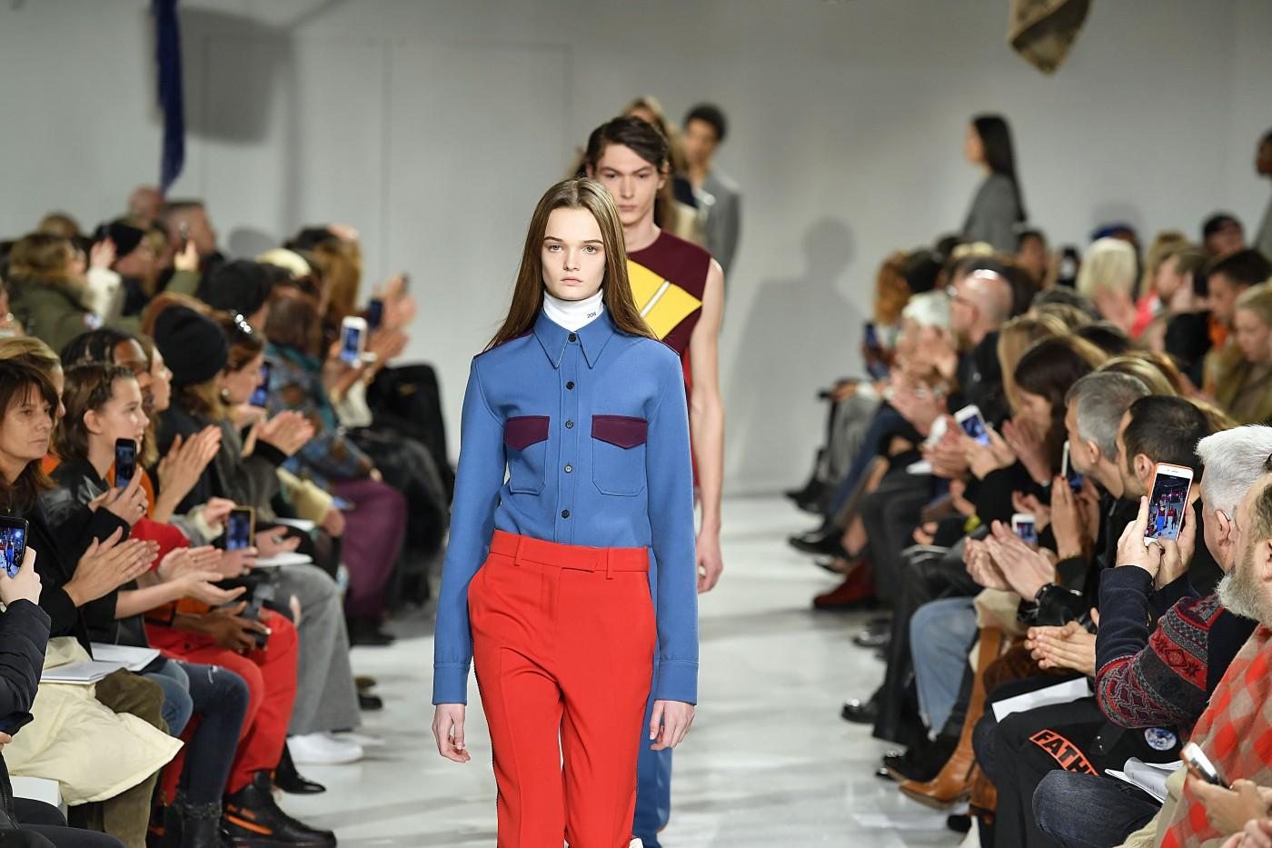 Raf Simons na Calvin Klein: como chegar e deixar uma marca