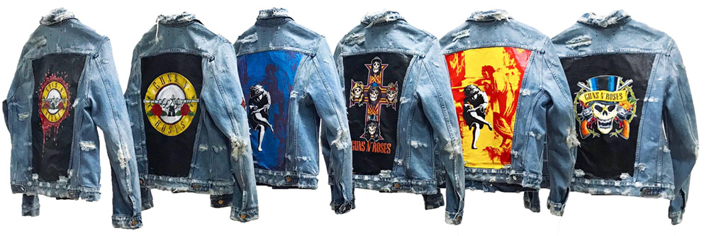 Amiri X Guns N Roses X Maxfield