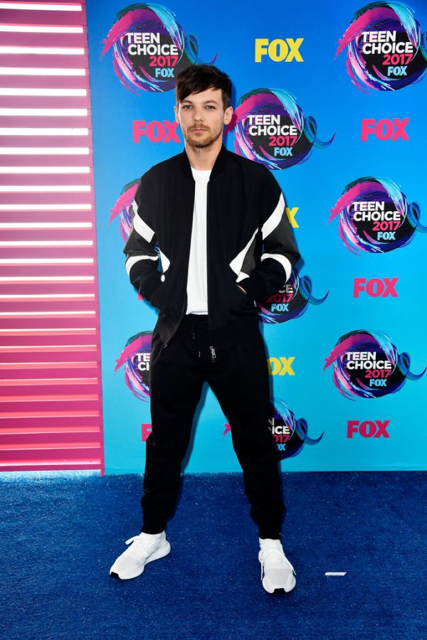 Liam Payne - Teen Choice Awards 2017