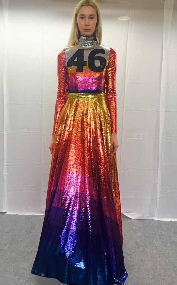 Finalista de moda: Anna Isoniemi (Finlândia)