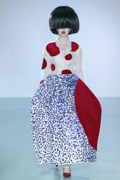 Finalista de moda: Sarah Bruylant (Bélgica)