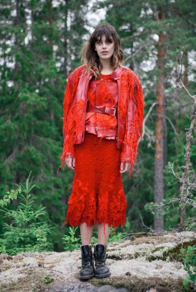 Finalista de moda: Linda Kokkonen (Finlândia)
