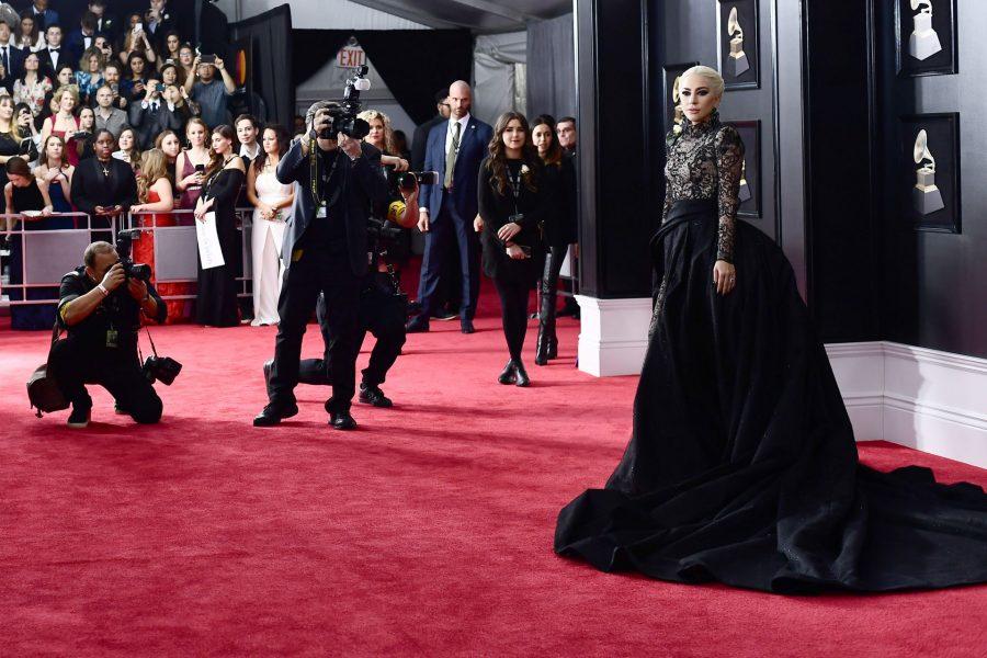 Lady Gaga @ Grammy 2018