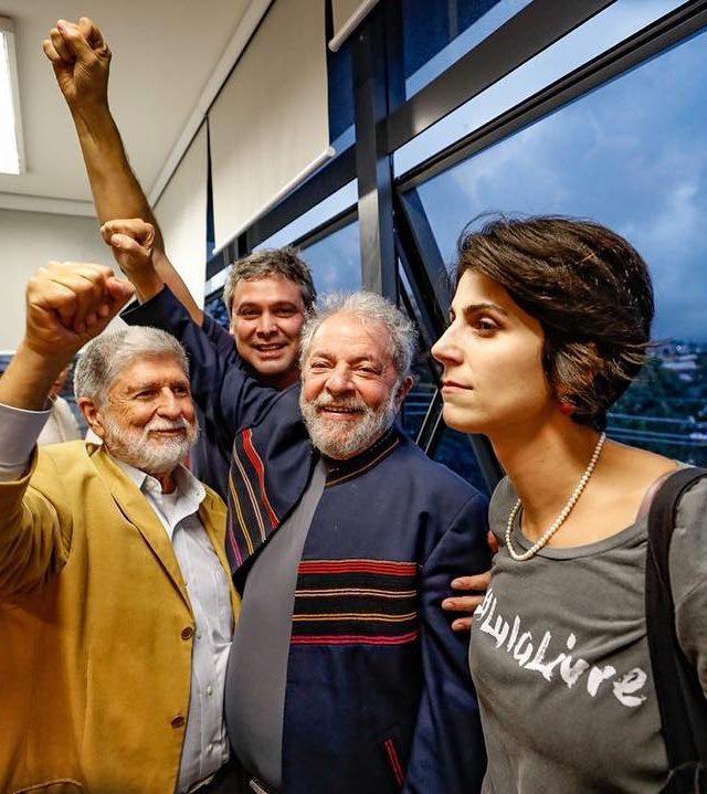 Casaco do Lula