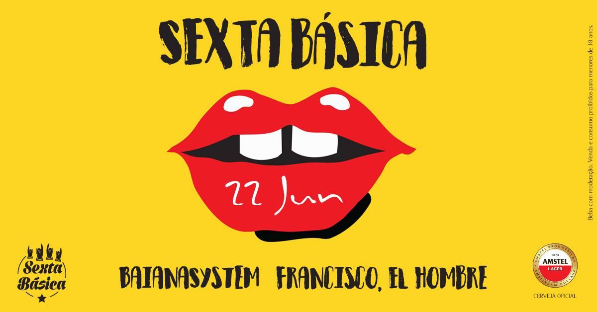 BaianaSystem & Francisco, El Hombre na Sexta Básica tropical butanta