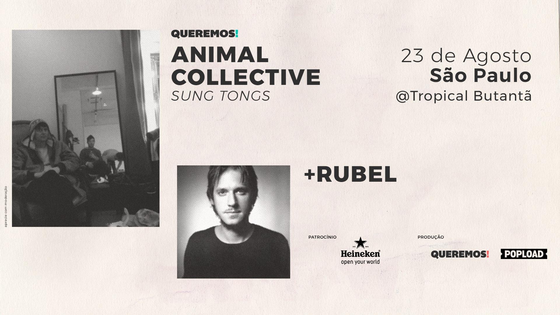 animal collective rubel queremos popload